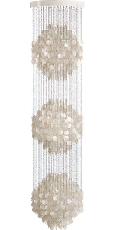 FUN 3DM - Hanging lamp designed in 1964 by Verner Panton