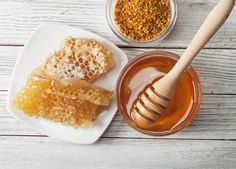Honey is not only delicious, it provides a number of health benefits! Learn 5…