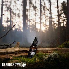 Wild Currant & Sandalwood Beard Oil from Beardcrown