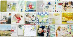 colorshine meets project life « Heidi Swapp