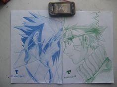 Dibujos de Naruto para Colorear  Art Intessi  Pinterest  Naruto