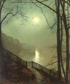 John Atkinson Grimshaw (English, 1836-1893)