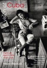 Marc Riboud: A vision of Cuba at Yale University