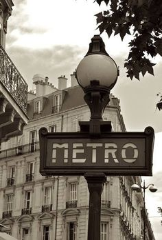 Metro...París
