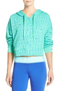 adidas by Stella McCartney 'Stellasport' Hoodie available at #Nordstrom