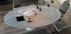 Table de salle a dejeuner- TABLES FIXES REEF | Cattelan Italia