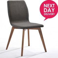 Danni Dining Chair - Espresso at Furniture Online