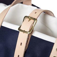 Nanamica Two Way Tote Bag (Navy)