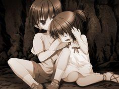 anime siblings