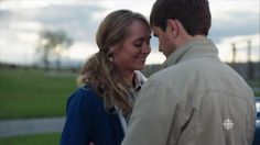 Heartland Season 8, Amy And Ty Heartland, Ty And Amy, Amber Marshall, Best Tv Shows, Country Girls, Graham, Tv Series, Kiss