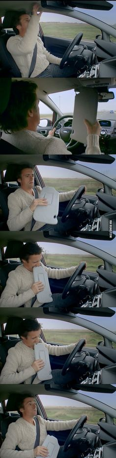 One of many resons why we love Top Gear
