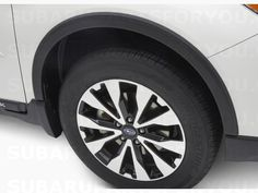 2016 Subaru Outback - Wheel Arch Molding Kit (E201SAL000) - $200.00 w/Costco coupon