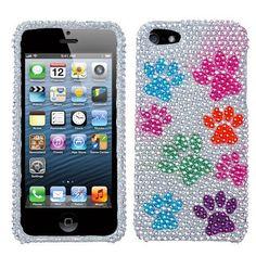 Asmyna IPHONE5HPCDM706NP Luxurious Dazzling Diama ($2.52)