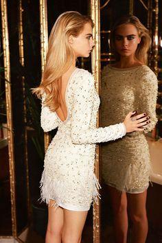 Cara Delevingne for Topshop - Vogue Spain