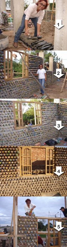 Great bottle house parte 1