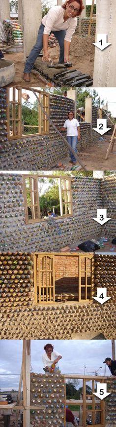 Great bottle house parte 1