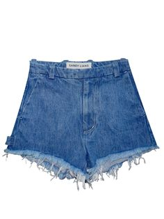 Sandy Liang - Meesh Shorts. Now available on www.House of Holthus.com