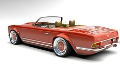 New Small Luxury Cars – Auto Wizard Mercedes Slk, Custom Mercedes, Old Mercedes, Mercedes Classic Cars, Rs4, Auto Retro, Top Cars, Modified Cars, Custom Cars