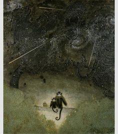 Meteor 「流星観察」・20F(1999年) 覚えているだろうか? 10年前の出来事。 夜空のスクリーンに上映されたオールナイトショー「獅子座流星群」。 1998年11月17日の夜(18日未明)東南の空、獅子座の方角から流星が降り注いだ。 これはテンペルタットル彗星の軌道上に残った塵の中に地球が突入して起きる天体現象だ。