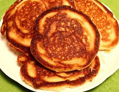 Hoe cakes are a type of fried, flat cornbread that look sort of like pancakes.  They are perfect with dried beans (pinto, white, mixed), soups, greens, and stews because they are so good for what really country, southern people call...soppin.