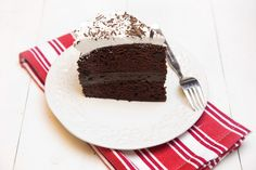 Chocolate Fudge Cake 3