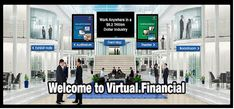 Virtual Financial Group is most powerful virtual business & success system ever seen in the history of financial services.