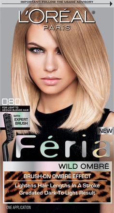 L'Oreal-Paris-Feria-Wild-Ombre-in-O80-For-Light-to-Medium-Blonde-Hair.
