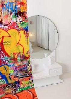 Panic room by Tilt  Hotel Au Vieux Panier