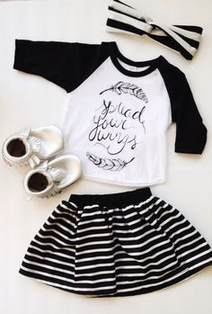 Adorable Spread Your Wings Raglan printed on super soft American Apparel ::made in the USA:: A unique to your little ones wardrobe! Printed on