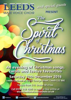 The Spirit of Christmas. 10 December 2016.