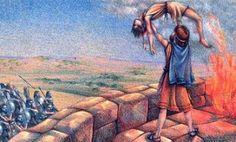 """""""My Treasure Box"""" : BIBLE PEOPLE: MESHA"""