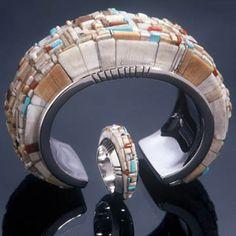 Ken Romero.  bracelets