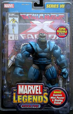 Marvel Legends Series 7 Apocalypse