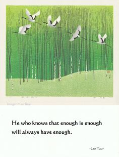 He who knows that enough is enough will always have enough. chinese philosopher, and reputed author of the Tao Te Ching, the founder of philosophical Taoism, Lao Tzu Quotes, Zen Quotes, Wisdom Quotes, Inspirational Quotes, Tao Te Ching, Buddha Zen, Taoism, Interesting Quotes, Osho