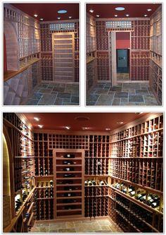 Hidden Wine Cellar Doors - Secret Wine Cellar Rooms