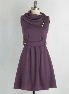 Polyester Solid Sleeveless Above Knee Casual Dresses (1009879) @ floryday.com