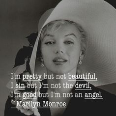 Resultado de imagen de im pretty but i'm not beautiful