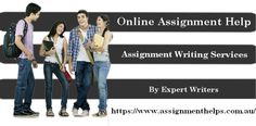 Get #Assignment #Help - We offers Assignment Help Services at Lowest Prices :- https://www.assignmenthelps.com.au/