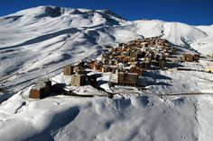La Parva Ski Center
