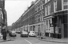 Pleretstraat Rotterdam Crooswijk.. mijn oma van Dijk woonde in de Pijperstraat