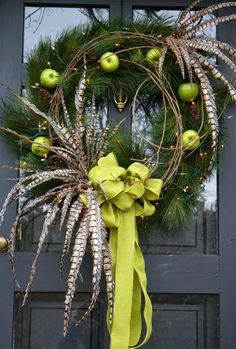 Gorgeous Holiday Wreath!
