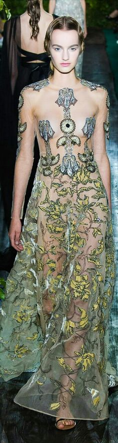 Valentino Fall/Winter Couture 2014-2015 | The House of Beccaria~