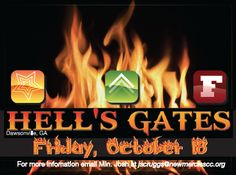 Celebrate with our youth Oct 18. For more information email Min Scruggs at jscruggs@newmerciescc.org