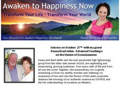 We are going live on Awaken To Happiness Now in about 1.5hrs, join me with my special guests Kasey & Brad Wallis  www.awakentohappinessnow.com/live Transform Your Life, Wallis, Special Guest, Happy Life, Awakening, Join, Happiness, Passion, Live