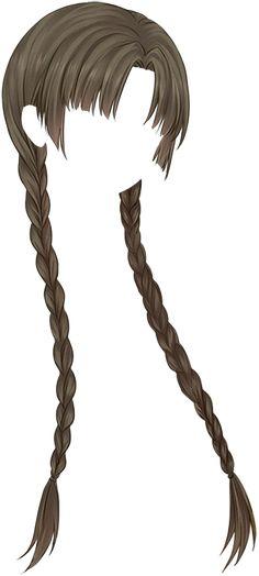 花瓣 Hair Images, Hair Pictures, Pelo Anime, Manga Hair, Hair Sketch, Fantasy Hair, Hair Reference, How To Draw Hair, Manga Drawing
