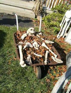 Cheap Halloween Decorating Ideas