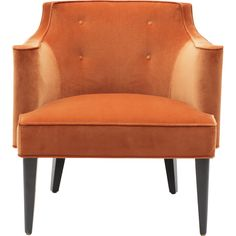 Colin Accent Chair, Orange - What's New - Furniture