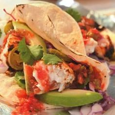 Grilled Fish Tacos – Best Weight Loss Recipes