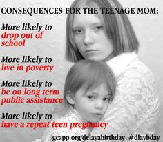 effects of teenage pregnancy