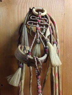 Amazing Fully Braided Horsehair Bridle Reins Halter Yuma Prison | eBay